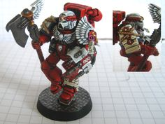 Apothecary, Blood Angels, Sanguinary, Space Marines