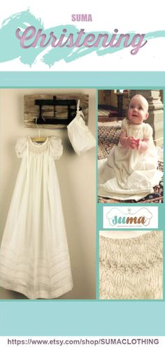 7bae1f336 Christening gown girls Christening gown etsy Christening gown catholic Christening  gown baby Christening gown heirloom Christening