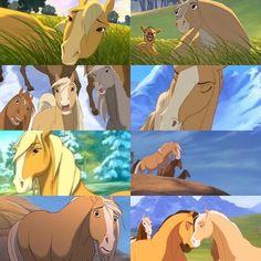 Spirit's mother Esperanza - Movie Spirit Horse Movie, Spirit The Horse, Spirit And Rain, Spirit Animal, Dreamworks Movies, Dreamworks Animation, Animation Film, Disney And Dreamworks, Horse Drawings