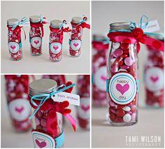 Tons of Free Valentine Printables & DIY Crafts - LeeMaeMarie