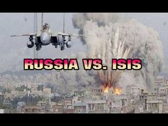 RUSSIA ATTACKING ISIS IN SYRIA, WITHOUT MERCY. 2015. - YouTube
