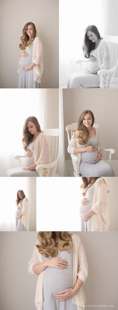 Expecting Ellie | Organic Maternity Photography | Be True Baby