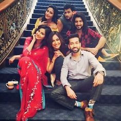 Can't think of a caption. Tv Actors, Actors & Actresses, Cute Celebrities, Celebs, Nakul Mehta, Dil Bole Oberoi, Cute Photography, Tv Show Quotes, Family Outfits