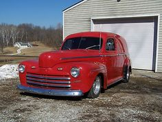 ◆1946 Ford Sedan Delivery◆