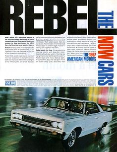 1967 AMC Rebel