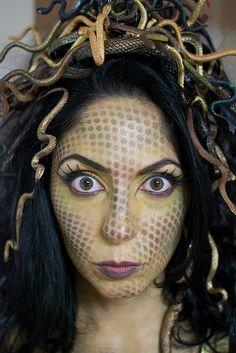 medusa costume   My Favorite Gods and Goddesses/Mythological Costumes:
