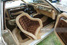 Custom Cars Interior Wheels 52 Ideas For 2019 Fancy Cars, Cute Cars, Custom Car Interior, Van Interior, Interior Paint, Interior Design, Pretty Cars, Car Upholstery, Car Goals
