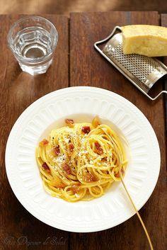 Pâtes à la carbonara, la vraie recette italienne (et trois secrets pour la réussir) Plus