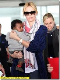 Celebrities adopting black babies - is this a trend, and why?