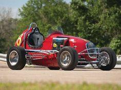 1948 Studebaker Midget Open Track Racing Car
