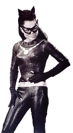 Eartha Kitt.  BATMAN (The TV Series) 1968