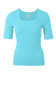 square 1/2 sleeve in Light Aqua. Great for True and Light Springs