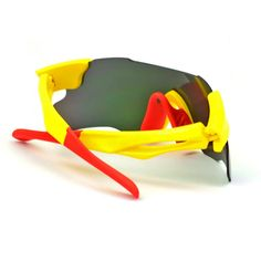 2016 removeable PC lenses material unisex age sports glasses