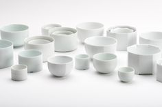 """""""Korean Beauty """" Deokho Kim + Inhwa Lee I recently start to make some bowl sets with my husband(Deokho kim, he also make porcelain too). We prepare Group exhibition at Melbourne that will be held on May. we decide to Show Australians to korean Beauty based on tradition(16~18th the Joseon Dynasty White Porcelain)"""