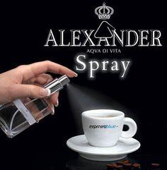 Alexander Grappa di Moscato Spray
