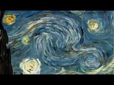 """A try to visualize the flow of the famous painting """"Starry Night"""" of Vincent Van Gogh.  The user can interact with the animation. Also, the sound responds to the flow.  Made with openframeworks.    [ UPDATE - feb 20, 2012 ]  Thank you so much for your positive feedback! :)  Due to large number of requests, I am currently working on porting this applic..."""