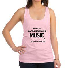 Wishing you HEALTH, HAPPINESS AND MUSIC... New Yea