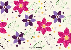 209 best flower backgrounds images on pinterest flower backgrounds vector spring flower backgroundg 1400980 mightylinksfo