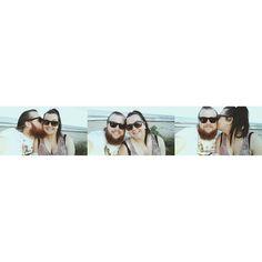 Spontaneous road trip to Portarlington with my favourite person in the world. #boyfriend #girlfriend #love #portarlington #portarlingtonbeach #beach #spontaneousroadtrip #weekendfun #likeforlike #followforfollow #hashtag by caitlynbellxo http://ift.tt/1KMCQ8M