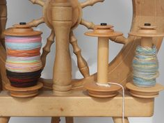 DIYU: How to Spin Yarn - I love to spin, and here is an idea how it is done...