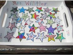 Class Art Projects For Auction | Classroom Art Project - Serving Tray - Online Fundraising Auction ...