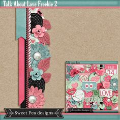 Talk About Love Freebie 2 and 35% off Sale