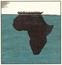 Tejiendo & Pensando: Visualicemos AFRICA...