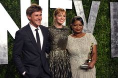 Chris Lowell, Ahna O'Reilly & Octavia Spencer - Oscars 2012 – FuTurXTV & FUNK GUMBO RADIO: http://www.live365.com/stations/sirhobson and https://www.funkgumbo.com