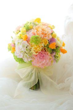 Pastels & Color, cute bouquet