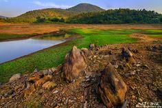 Enchanted Wilderness in Burudih Lake