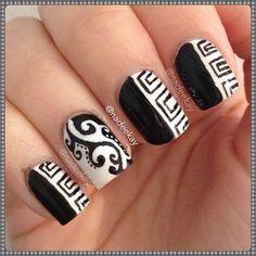 Instagram photo by nadeekay #nail #nails #nailart