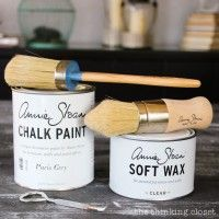 The Beginner's Guide to Distressing with Annie Sloan | It turns out that distressing with Chalk Paint® Decorative Paint by Annie Sloan doesn't have to be stressful at all! Here's a detailed tutorial for how to age and distress a piece of furniture to give it that time-worn look, rich with character. This guide is your one stop shop for inspiration; so what are you waiting for?