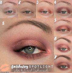 kobo-daniel-sobiesniewski-makeup1 krok po kroku Smokey Eye, Eyeliner, Eye Makeup, Make Up, Eyes, Easy Eye Makeup, Makeup Eyes, Eye Liner, Eye Make Up