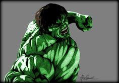 The Incredible Hulk by ~Xgiroux23 on deviantART