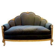 French Art Deco Furniture | Art Deco Sofa, French at 1stdibs