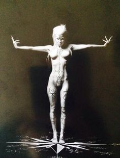 """sexydemons: """"Yolandi of Die Antwoord is indeed a sexy demon. """""""