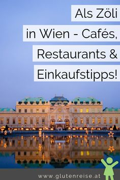 Glutenfrei in Wien, Österreich - Cafés, Restaurants Restaurants, Louvre, Building, Travel, Cooking, Gluten Free Foods, Viajes, School, Tips