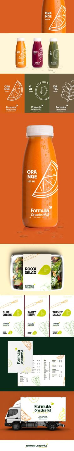 "Check out my @Behance project: ""FORMULA ONEDERFUL 