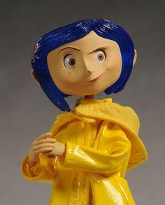 Coraline dolls 7 inch by NECA