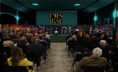 """1° Presentazione del """"Dies irae"""" ispirato al il Requiem di Giuseppe Verdi"""