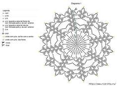Crochet Snowflake Pattern, Crochet Stars, Christmas Crochet Patterns, Crochet Snowflakes, Crochet Mandala, Tapestry Crochet, Doily Patterns, Crochet Motif, Crochet Doilies