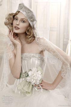 Atelier Aimée Wedding Dresses — Juliet & Romeo Bridal Collection   Wedding Inspirasi