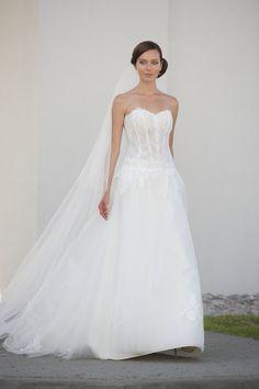 """Aquarelle"" - femininity is always in style #wedding"