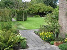 buro mien ruys - tuin & landschapsarchitekten - Tuin in Oud Beijerland