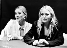 Ashley and Mary-Kate promoting their line for Bik Bok in Stockholm, August 2013 (via olsensobsessive.com)