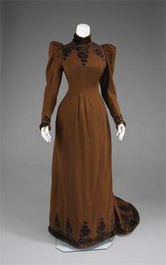 1892 American Wool and Fur