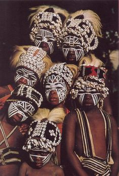 National Geographic July 1982 publication 'Dan Tribe - Ivory Coast' © Michael and Aubine Kirtley Cara Tribal, Tribal Face, Cultures Du Monde, World Cultures, Black Is Beautiful, Beautiful People, Beautiful Places, Foto Poster, Tribal People