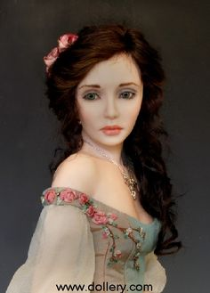 Diane Keeler One of a Kind Dolls At the Dollery amazing doll