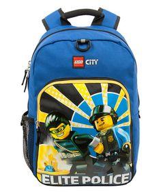 LEGO® LEGO City Elite Police Backpack 5a46a8ad4015e