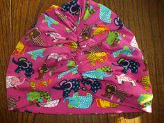 Kid's summer turban
